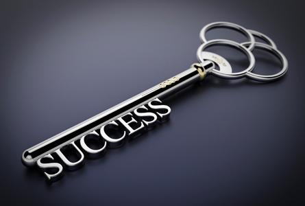 key of the success