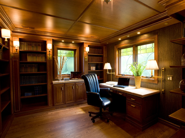 Home Offices: Impressing Clients via Sophisticated and Savvy Windows