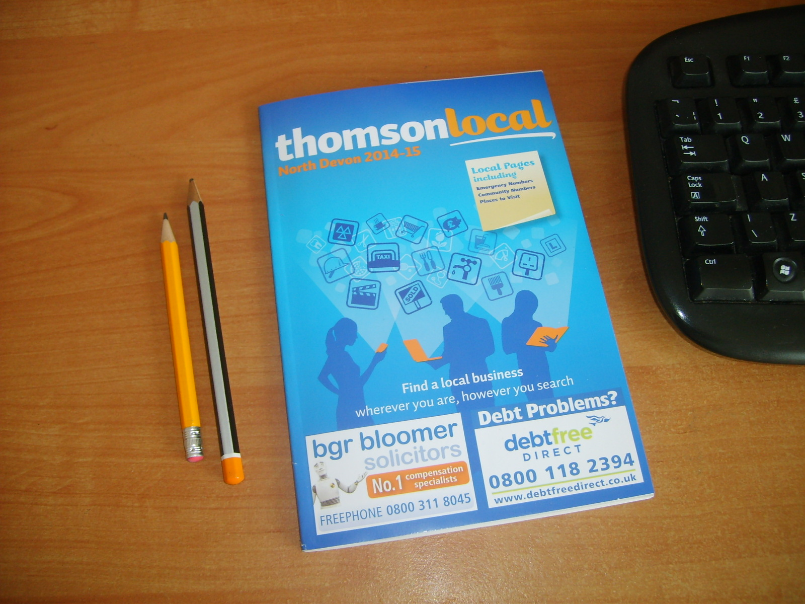 Increase Brand Visibility By Advertising With Thomson Local