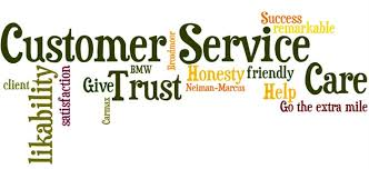 Make great customer service a selling point of your law firm